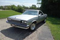 1986 Chevrolet El Camino SUPER SPORT- 305 V8 /2004R OVERDRIVE 4 SPEED