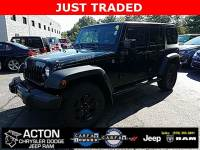 2015 Jeep Wrangler Unlimited Unlimited Sport SUV
