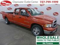 Used 2003 Dodge Ram 2500 for Sale in Clearwater near Tampa, FL