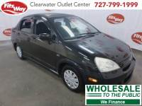 Used 2003 Suzuki Aerio for Sale in Clearwater near Tampa, FL