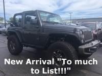 Used 2016 Jeep Wrangler Sahara in Cincinnati, OH