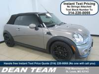 Used 2013 MINI Cooper Convertible Cooper Convertible in St. Louis, MO
