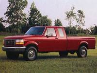 1994 Ford F-250 XLT 4WD SuperCab near Seattle