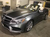 Certified Pre-Owned 2017 Mercedes-Benz E 550 Cabriolet
