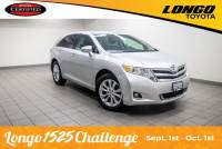 Certified Used 2014 Toyota Venza I4 FWD LE in El Monte