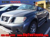 Used 2010 Nissan Pathfinder LE 4x2 LE SUV in Chandler, Serving the Phoenix Metro Area