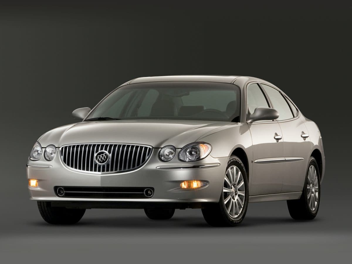 Photo Used 2008 Buick Lacrosse CXL in Cincinnati, OH