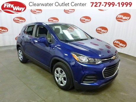 Photo Used 2017 Chevrolet Trax for Sale in Clearwater near Tampa, FL
