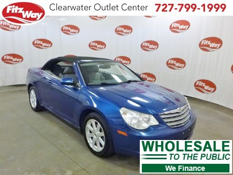 Photo Used 2008 Chrysler Sebring for Sale in Clearwater near Tampa, FL