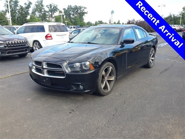 Photo Used 2012 Dodge Charger SXT in Cincinnati, OH
