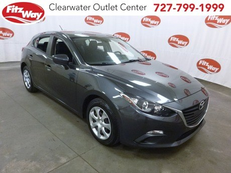 Photo Used 2015 Mazda Mazda3 for Sale in Clearwater near Tampa, FL