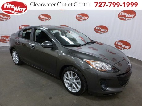 Photo Used 2012 Mazda Mazda3 for Sale in Clearwater near Tampa, FL