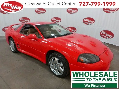 Photo Used 1999 Mitsubishi 3000GT for Sale in Clearwater near Tampa, FL