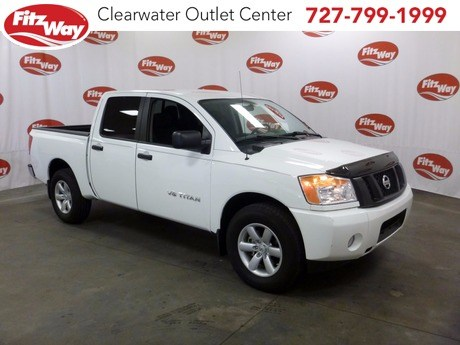 Photo Used 2015 Nissan Titan for Sale in Clearwater near Tampa, FL