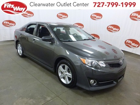 Photo Used 2014 Toyota Camry for Sale in Clearwater near Tampa, FL