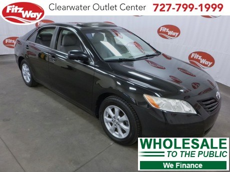 Photo Used 2008 Toyota Camry for Sale in Clearwater near Tampa, FL