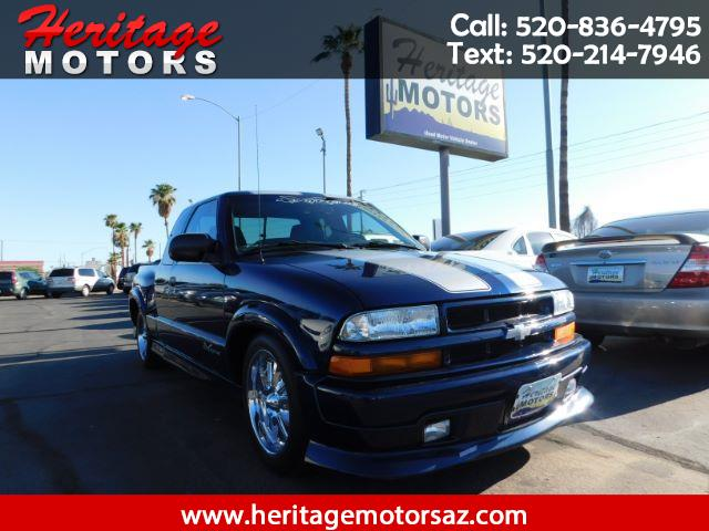 Photo 2003 Chevrolet S10 Pickup Ext. Cab 2WD