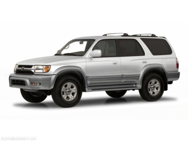 Photo Used 2001 Toyota 4Runner Limited in Oxnard CA