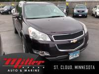 Pre-Owned 2010 Chevrolet Traverse AWD