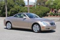 Used 2002 LEXUS SC 430 Convertible For Sale in Myrtle Beach, South Carolina