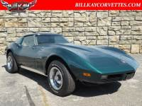 Pre-Owned 1973 Chevrolet Corvette Coupe posi 2D Coupe