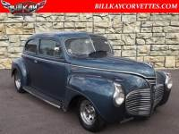 Pre-Owned 1941 Plymouth cpe 8 3/4 posi 2D Coupe