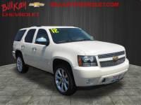 Pre-Owned 2012 Chevrolet Tahoe LTZ 4WD 4D Sport Utility