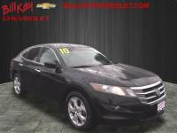 Pre-Owned 2010 Honda Accord Crosstour EX-L 4WD 4D Sport Utility