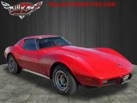 Pre-Owned 1976 Chevrolet Corvette T-Tops posi 2D Coupe