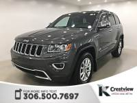 Certified Pre-Owned 2014 Jeep Grand Cherokee Limited V6 | Sunroof | Navigation 4WD Sport Utility