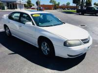 Used 2004 Chevrolet Impala LS Sedan