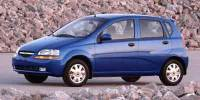Pre-Owned 2004 Chevrolet Aveo 5dr HB Base