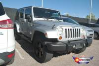 Pre-Owned 2007 Jeep Wrangler Unlimited Sahara 4-Wheel Drive Convertible