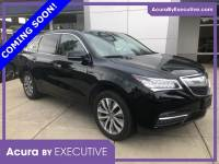 Used 2014 Acura MDX For Sale | CT