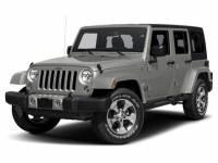 2017 Jeep Wrangler JK Unlimited Sahara 4x4 SUV For Sale in Bakersfield