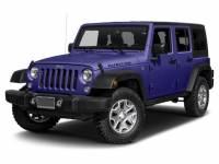 2017 Jeep Wrangler JK Unlimited Rubicon 4x4 SUV For Sale in Bakersfield