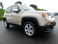 2015 Jeep Renegade Limited SUV