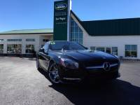 Pre-Owned 2013 Mercedes-Benz SL-Class SL 550 RWD SL 550 2dr Convertible