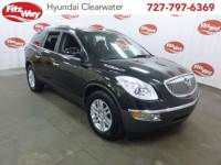 Used 2012 Buick Enclave for Sale in Clearwater near Tampa, FL