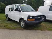 2007 Chevrolet Express Cargo 3500 3dr Cargo Van