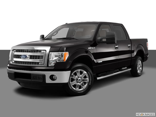 Photo Used 2013 Ford F-150 Truck for sale in Middlebury CT