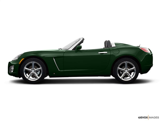 Photo 2008 Saturn Sky Red Line Convertible