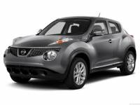 Certified 2013 Nissan Juke SV SUV in Greenville SC