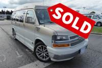 Pre-Owned 2012 Chevrolet Conversion Van Explorer Limited SE AWD