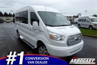 Pre-Owned 2015 Ford Conversion Van Sherrod RWD Hi-Top