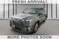 Pre-Owned 2015 Lexus LX 570 4DR 4WD With Navigation & 4WD