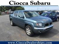 Used 2006 Honda Ridgeline RTL with MOONROOF & NAVI For Sale in Allentown, PA