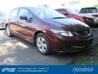 2015 Honda Civic LX Sedan in Franklin, TN