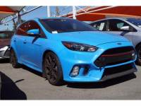 2017 Ford Focus RS Hatchback All-wheel Drive