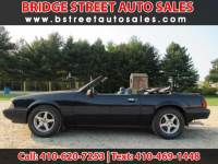 1989 Ford Mustang 2dr Convertible LX Auto